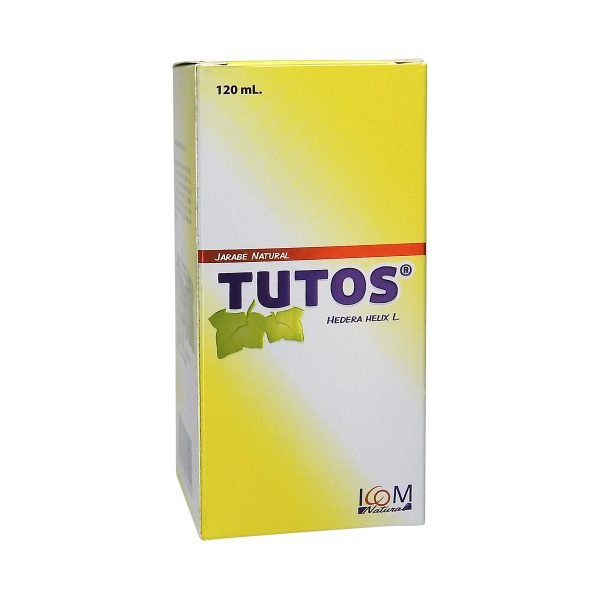 TUTOS JARABE 120ML ICOM